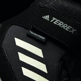 adidas TERREX Snow Korkeavartiset kengät Lapset, core black/chalk white/grey four